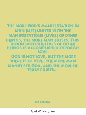 Manifestations quote #2