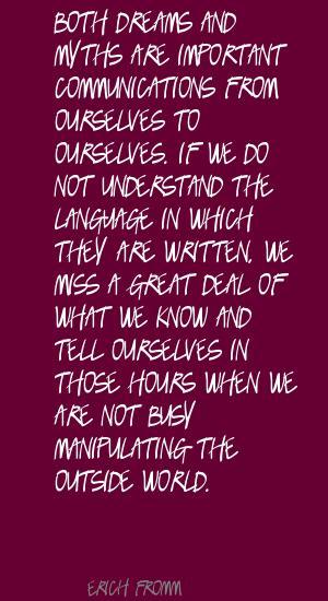 Manipulating quote #2