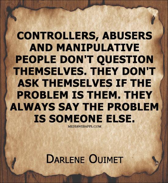 Manipulative quote #1