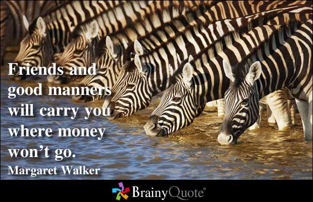 Manner quote #4