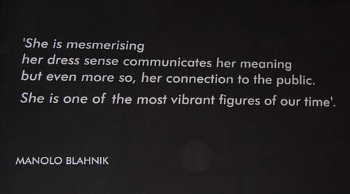 Manolo Blahnik's quote #7