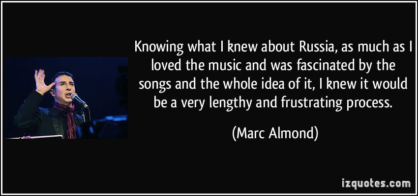 Marc Almond's quote #1