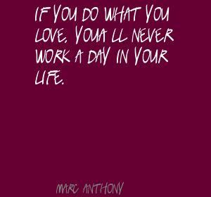 Marc Anthony's quote #4