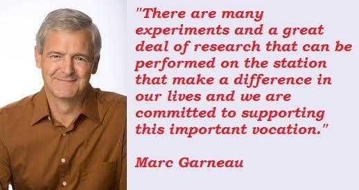 Marc Garneau's quote #4