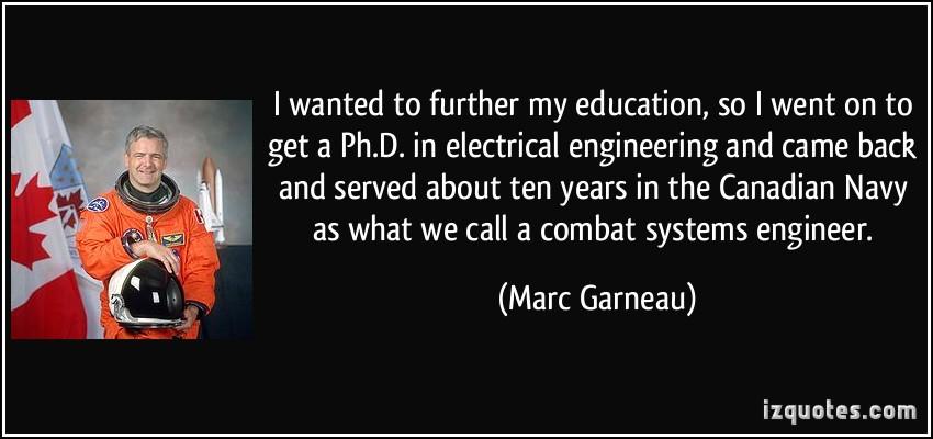 Marc Garneau's quote #6