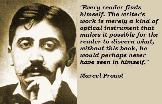 Marcel Proust's quote #7