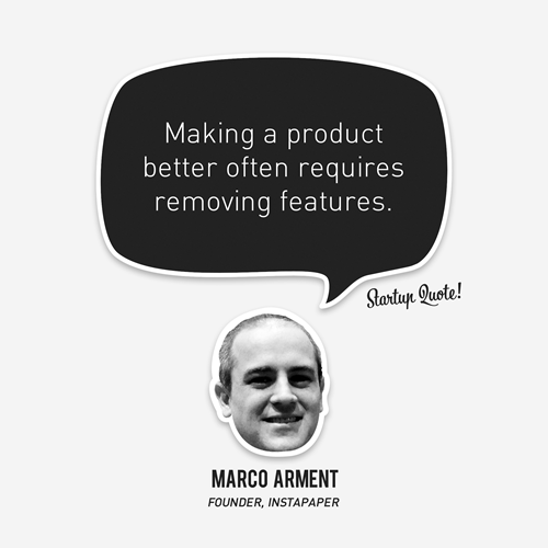Marco Arment's quote #4