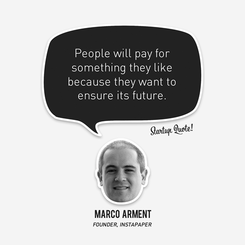 Marco Arment's quote #5