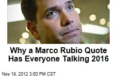 Marco Rubio's quote #4
