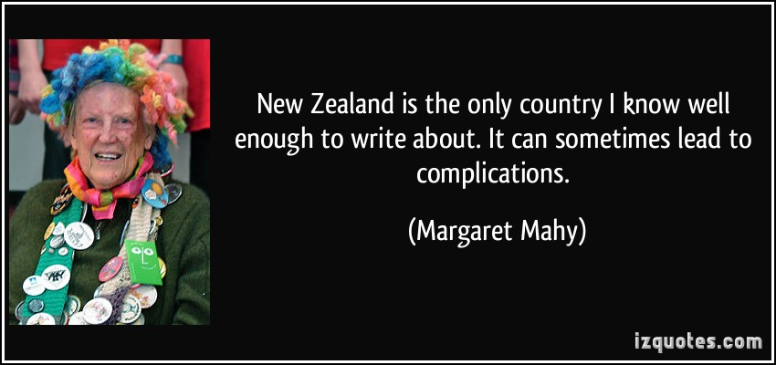 Margaret Mahy's quote #4