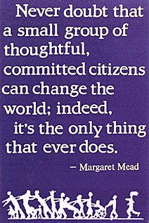 Margaret Mead's quote #7