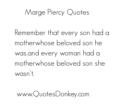 Marge Piercy's quote #4