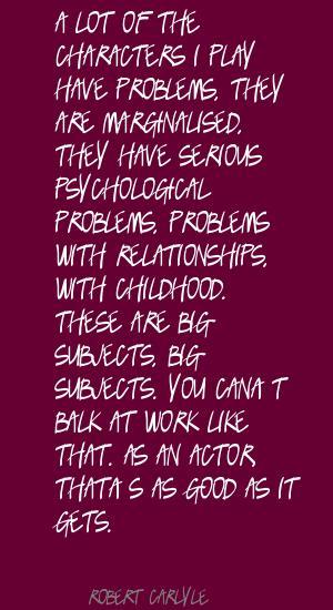 Marginalised quote #2