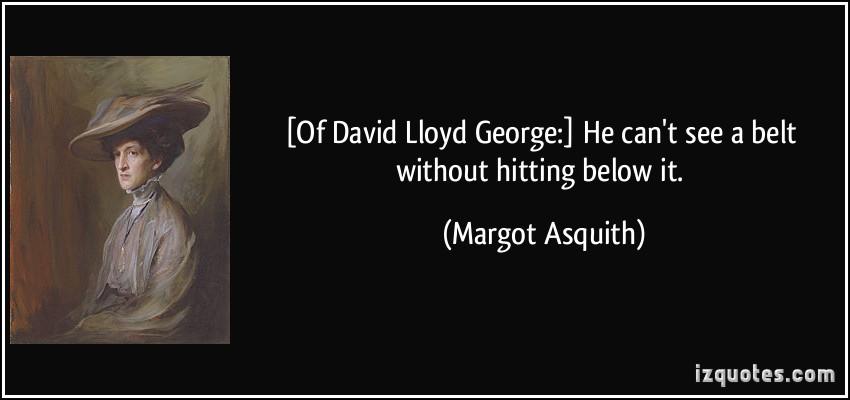 Margot Asquith's quote #3