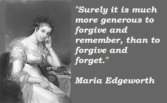 Maria Edgeworth's quote #5