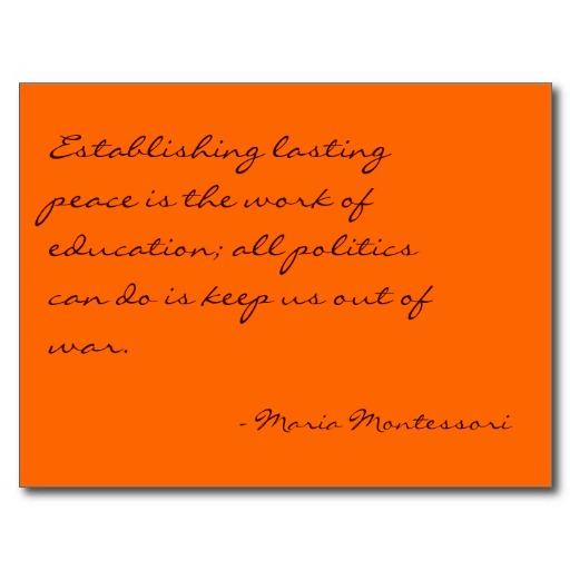 Maria Montessori's quote #2