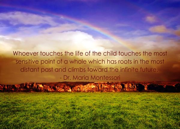 Maria Montessori's quote #6