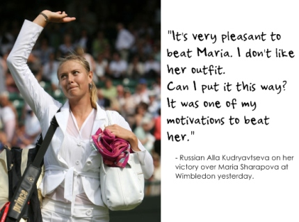 Maria Sharapova's quote #2