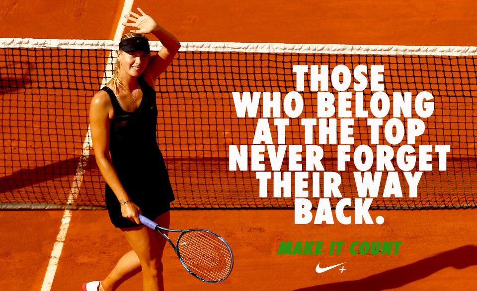 Maria Sharapova's quote #3