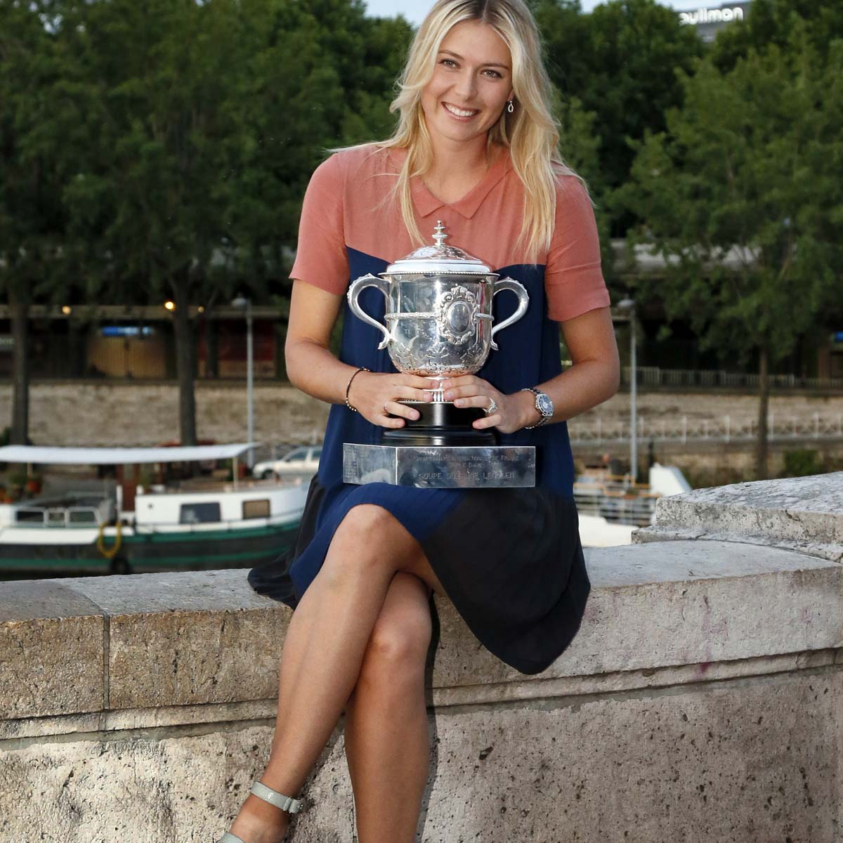 Maria Sharapova's quote #7