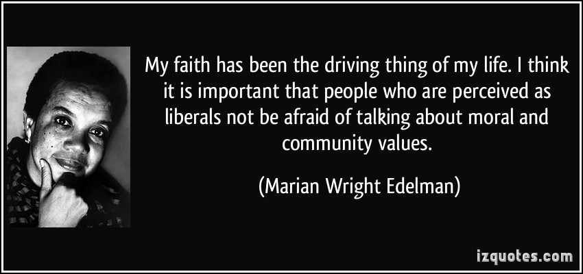 Marian Wright Edelman's quote #3
