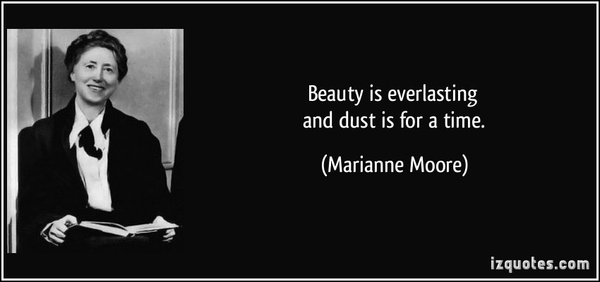 Marianne Moore's quote #5