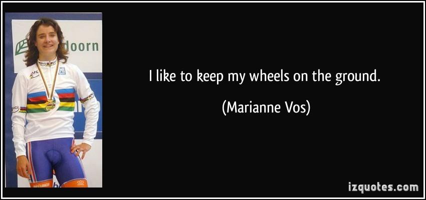 Marianne Vos's quote #1