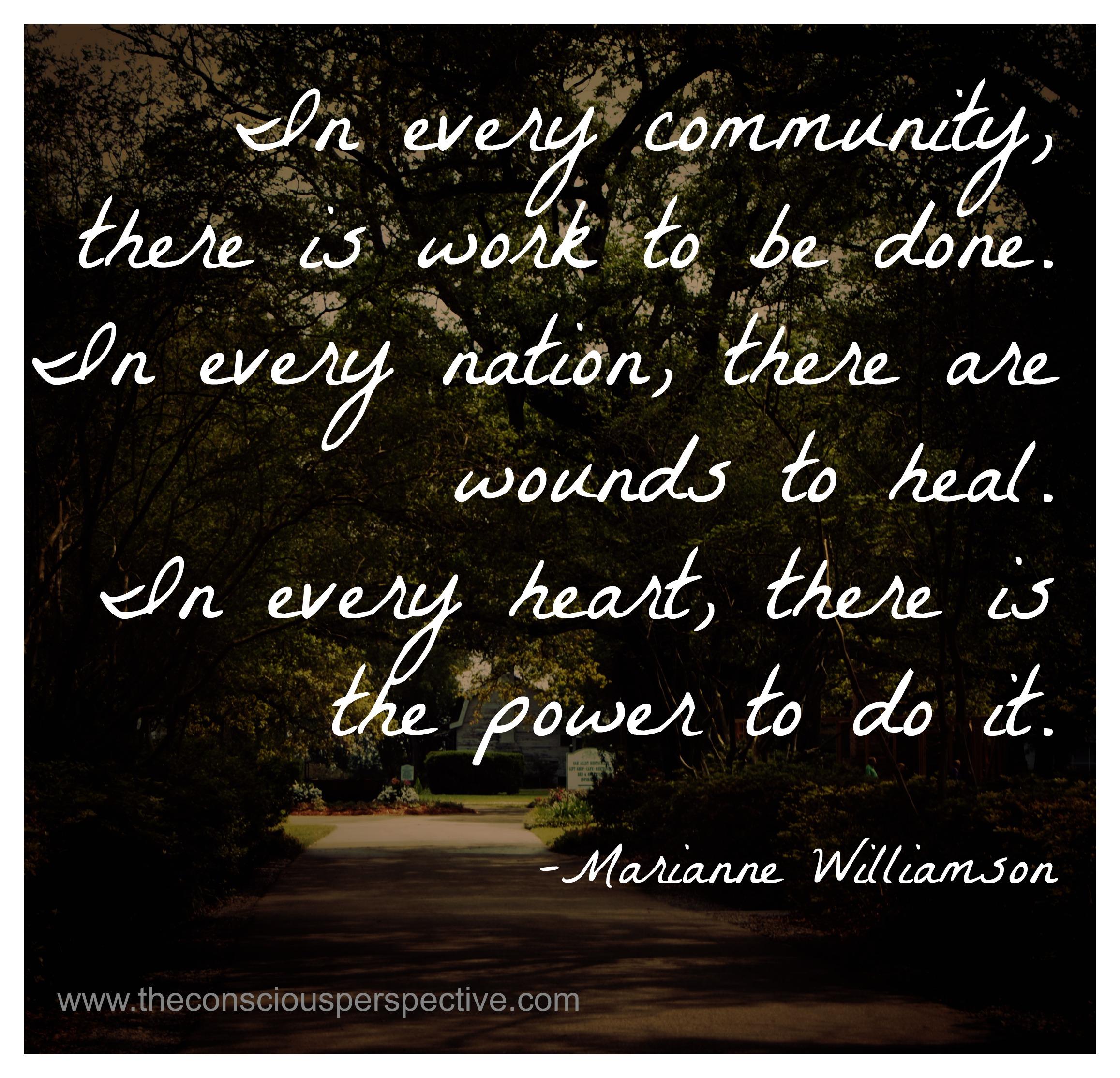 Marianne Williamson's quote #8