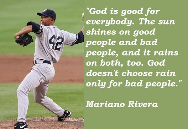 Mariano Rivera's quote #7