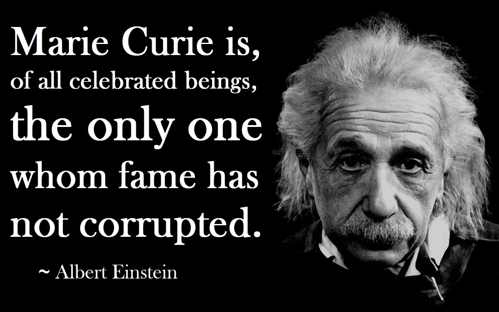 Marie Curie's quote #4