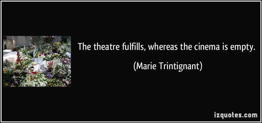 Marie Trintignant's quote #1