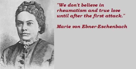 Marie von Ebner-Eschenbach's quote #5