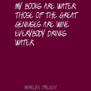 Marilyn French's quote #2