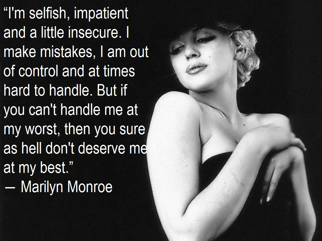 Marilyn quote #3