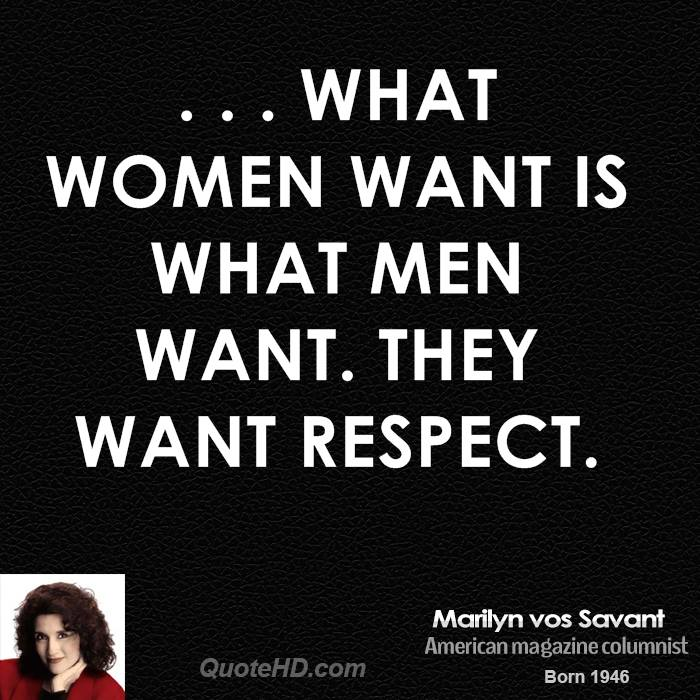 Marilyn vos Savant's quote #4