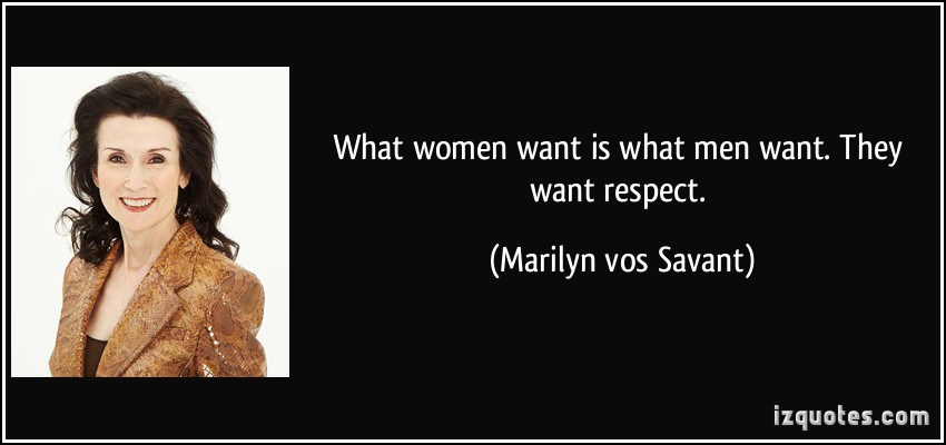 Marilyn vos Savant's quote #6