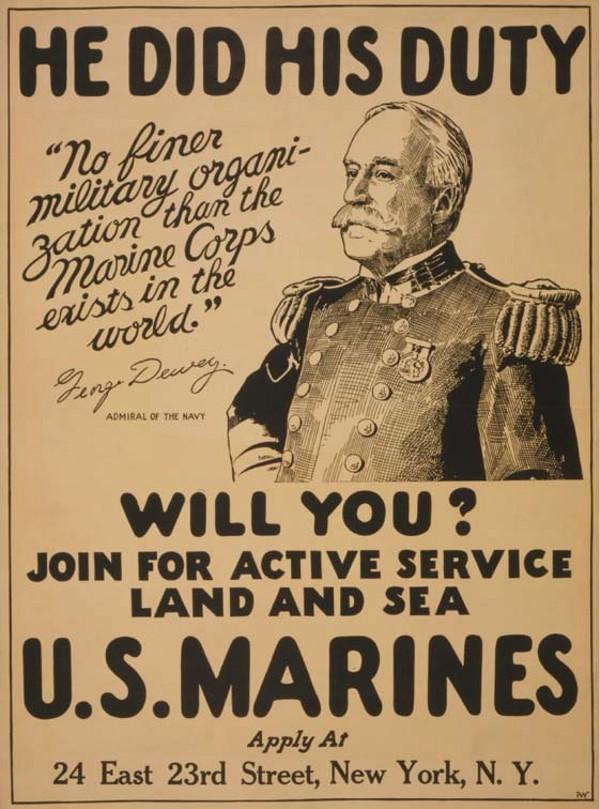 Marine quote #4