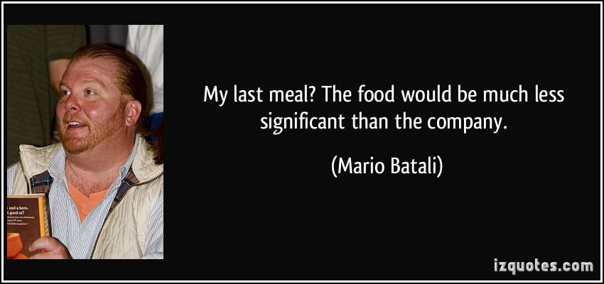 Mario Batali's quote #7