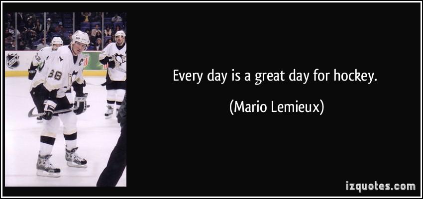 Mario Lemieux's quote #7