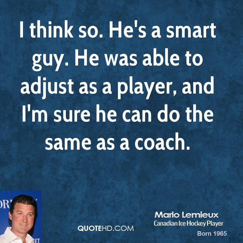 Mario Lemieux's quote #2