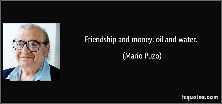 Mario Puzo's quote #5