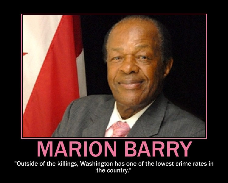 Marion Barry's quote #1