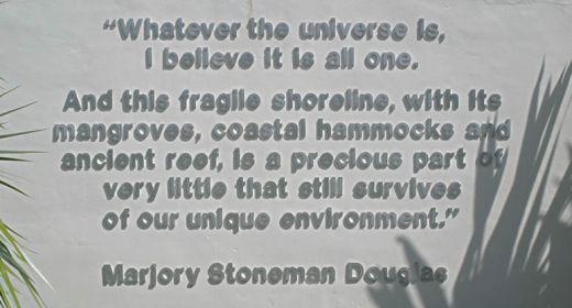 Marjory Stoneman Douglas's quote #1
