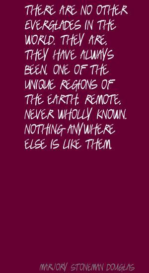 Marjory Stoneman Douglas's quote #4