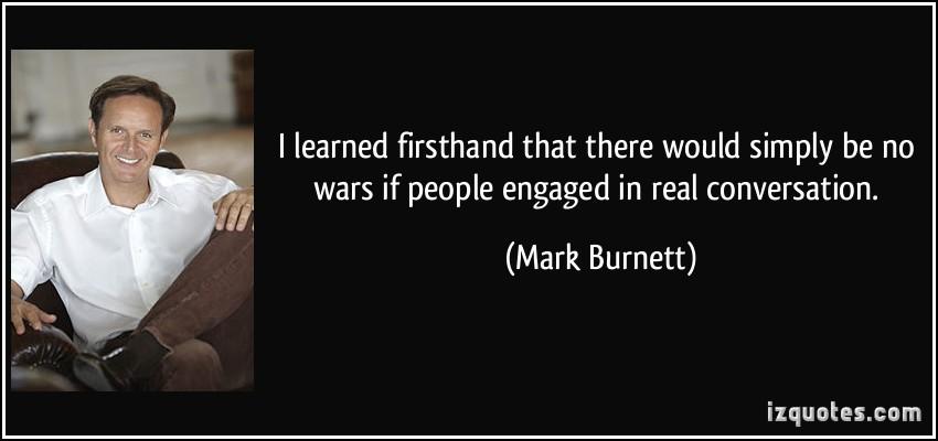 Mark Burnett's quote #8
