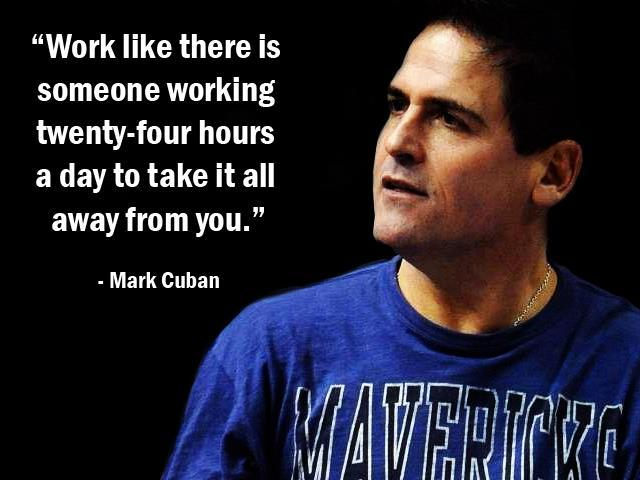Mark Cuban's quote #7