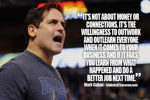 Mark Cuban's quote #4