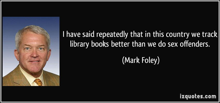 Mark Foley's quote #8