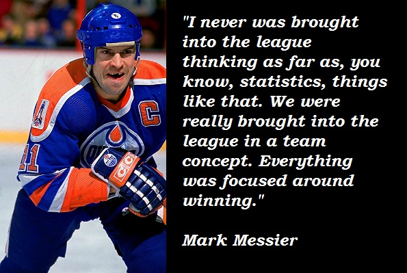 Mark Messier's quote #4