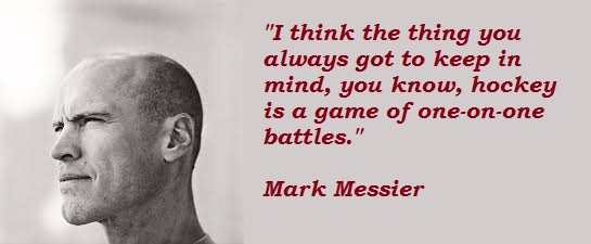 Mark Messier's quote #2